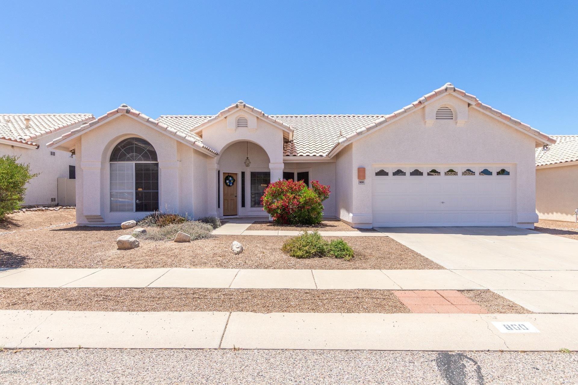 800 S Bay Beach Lane, Tucson, AZ 85748 - MLS#: 22012936
