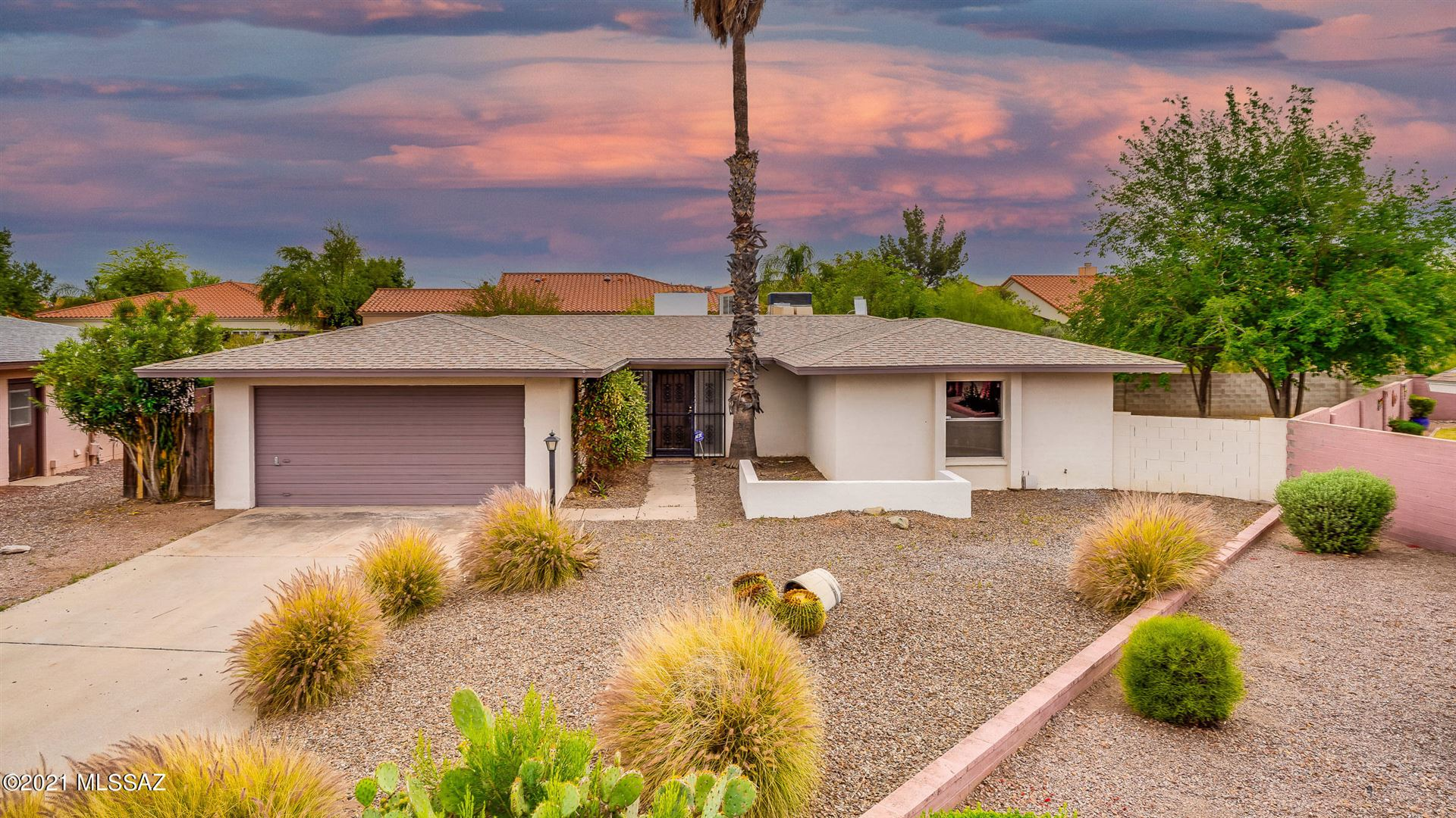 7360 E Rio Verde Drive, Tucson, AZ 85715 - MLS#: 22109936