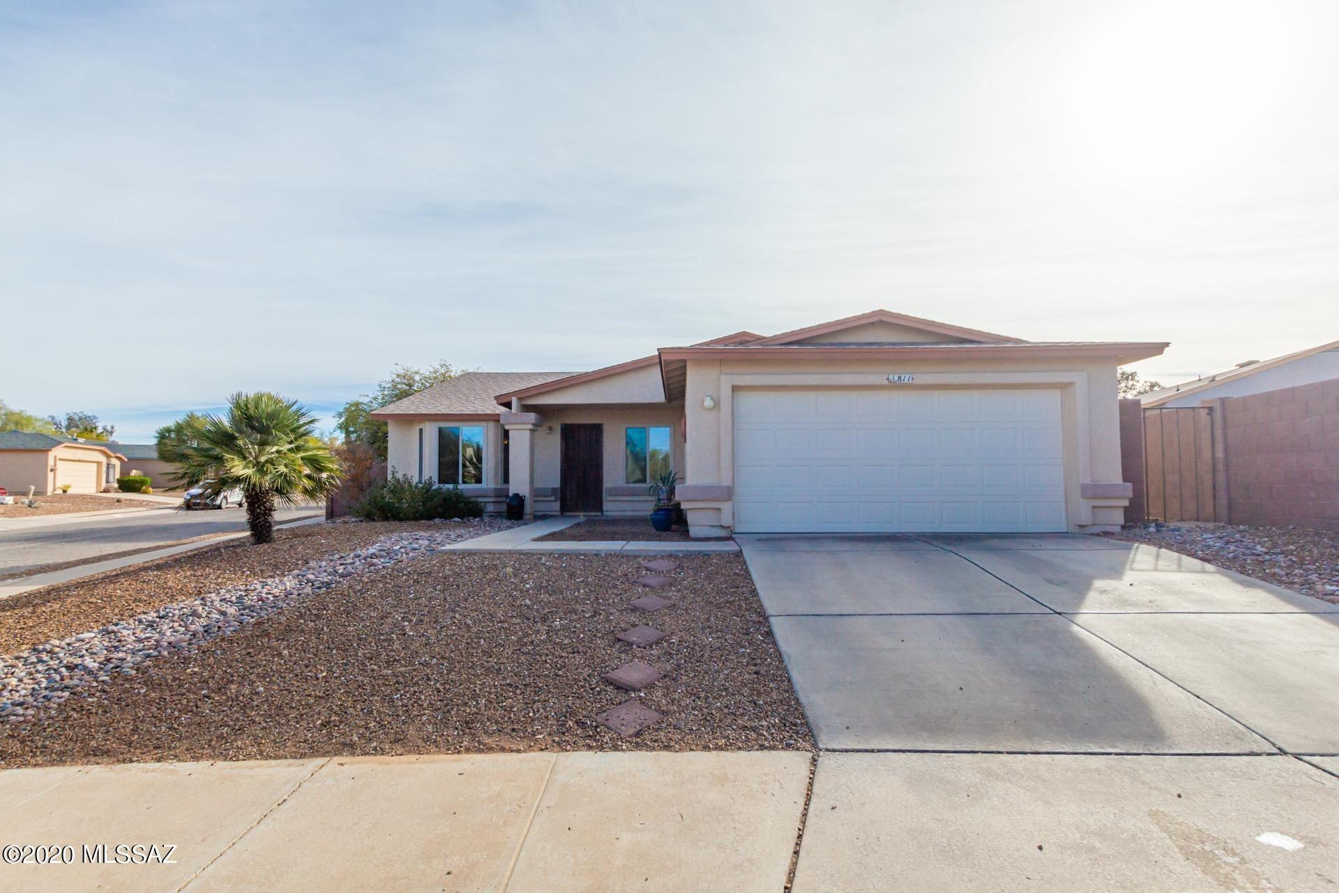 811 S Chimney Canyon Drive, Tucson, AZ 85748 - MLS#: 22030938