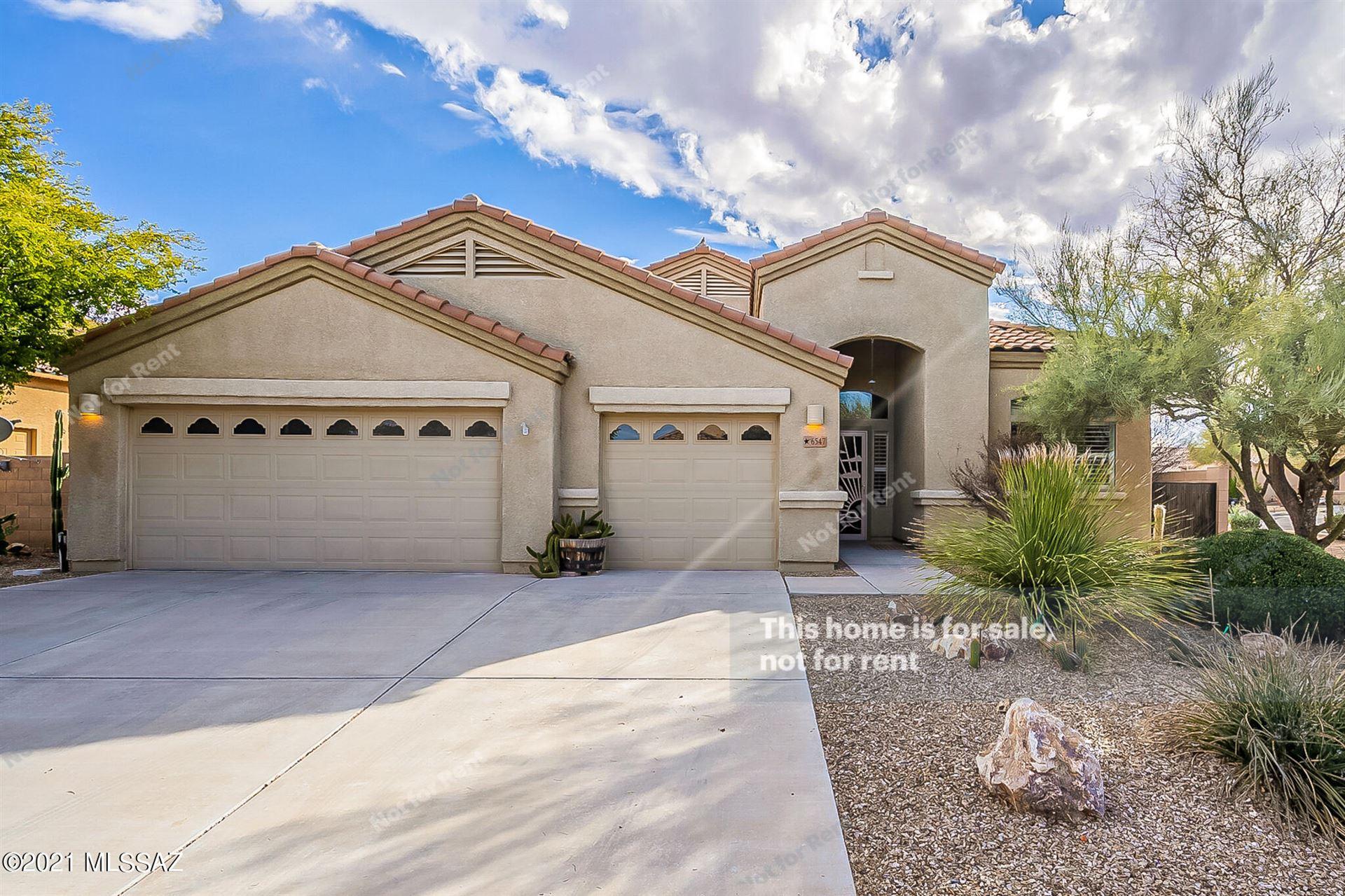 6547 W Castle Pines Way, Tucson, AZ 85757 - MLS#: 22103940
