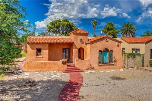 Photo of 1911 E Hawthorne Street, Tucson, AZ 85719 (MLS # 22125942)
