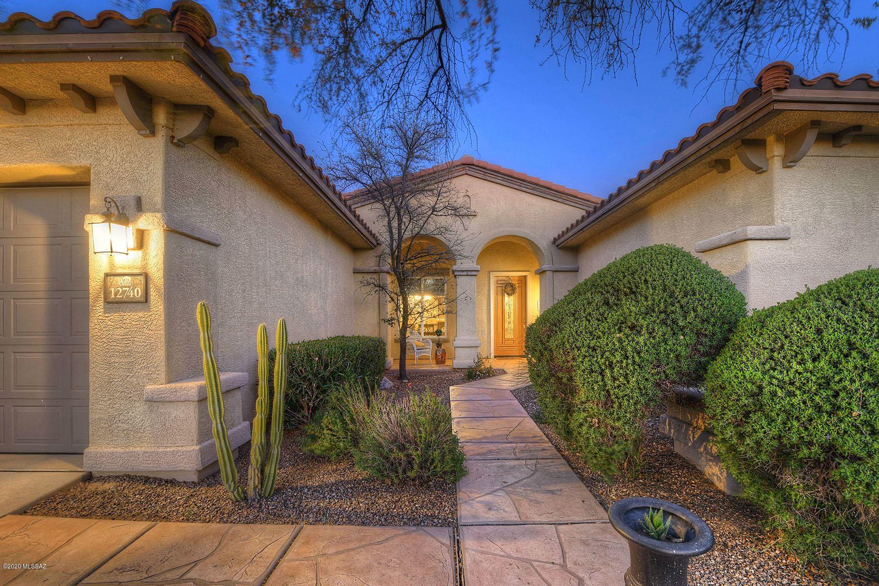 12740 N Morgan Ranch Road, Oro Valley, AZ 85737 - MLS#: 22009944