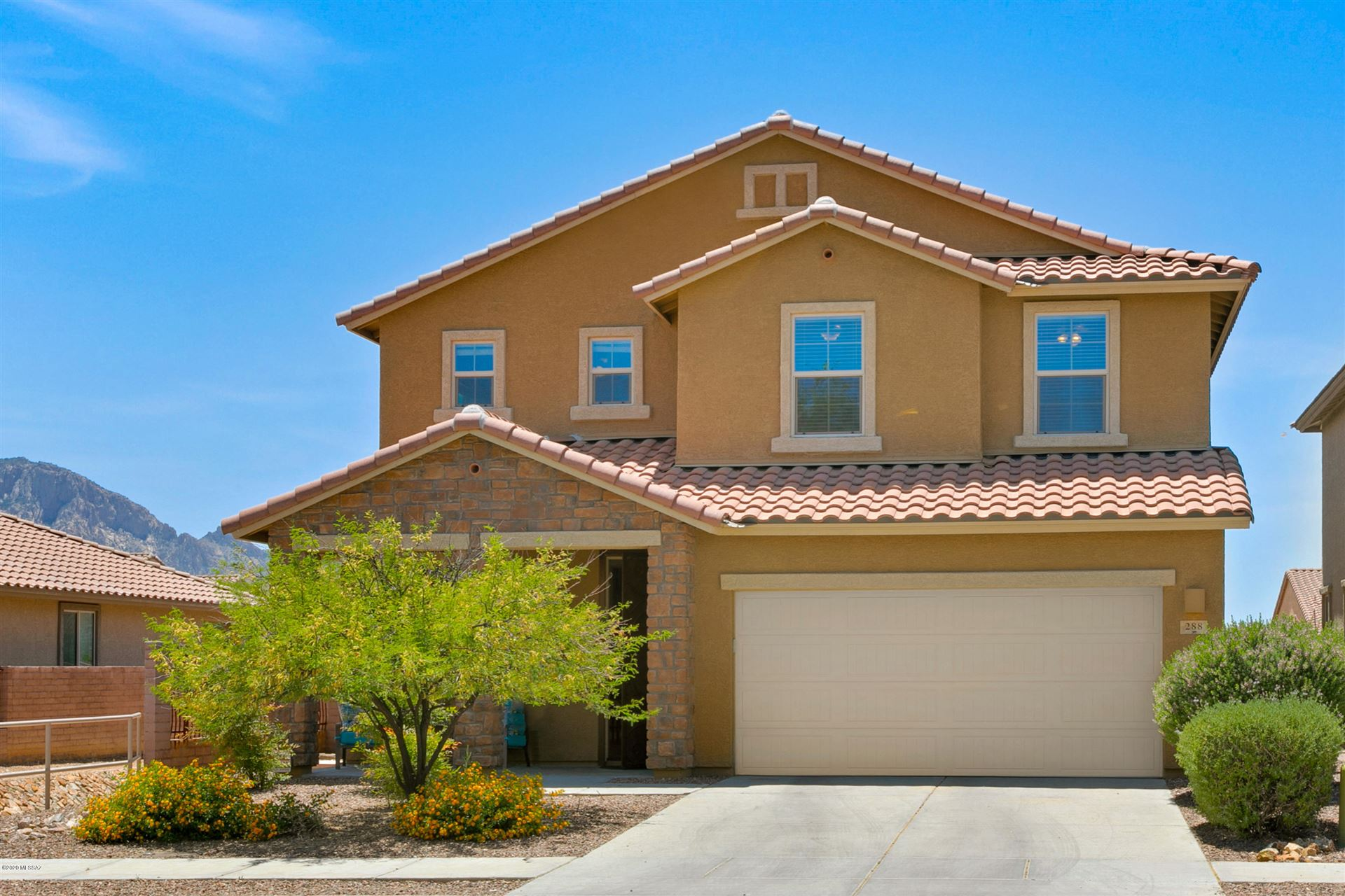 288 E Painted Pottery Place, Oro Valley, AZ 85755 - MLS#: 22011949