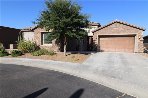 Photo of 12465 N Golden Mirror Drive, Marana, AZ 85658 (MLS # 22026952)