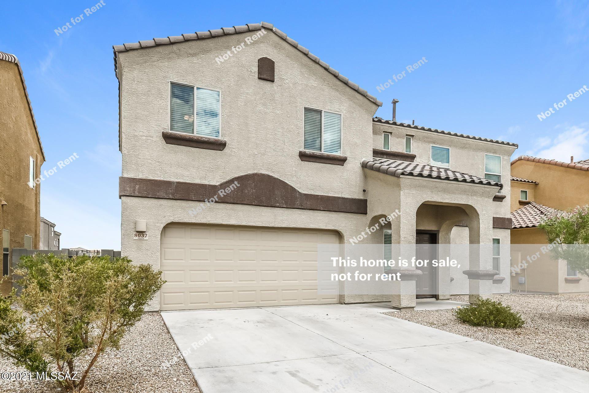 8037 S Red Sox Road, Tucson, AZ 85756 - MLS#: 22116954