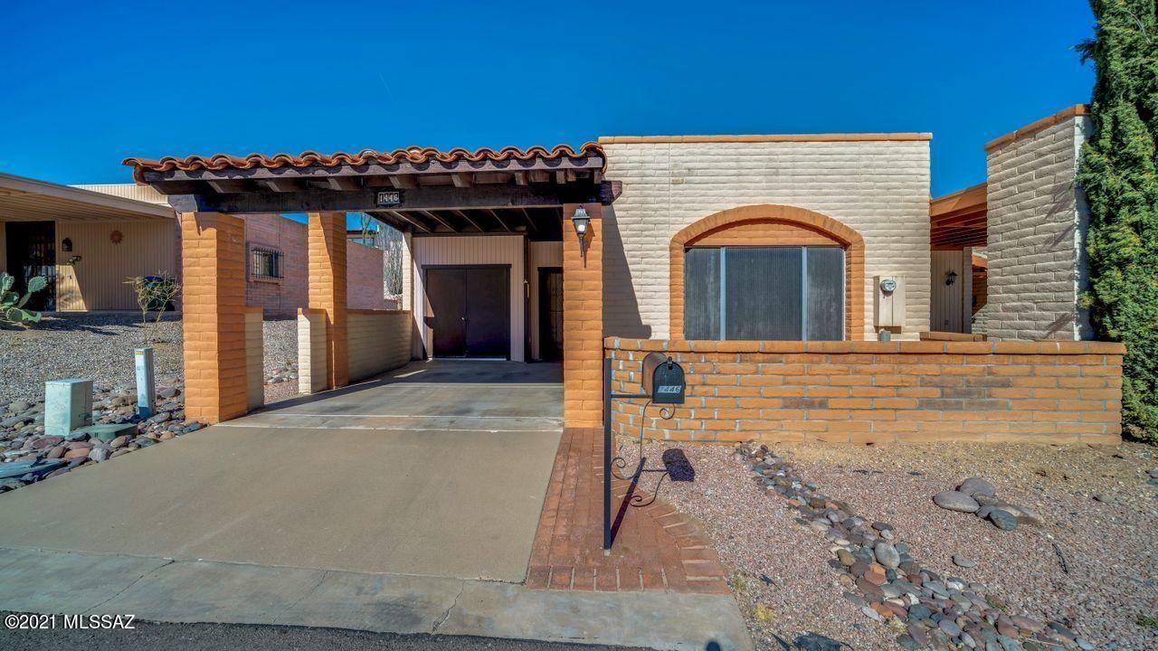 1446 W Camino Alicante, Green Valley, AZ 85622 - MLS#: 22100955