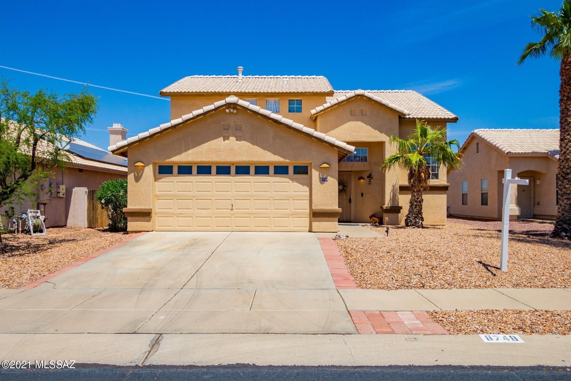 8748 N Sayante Way, Tucson, AZ 85743 - MLS#: 22111955