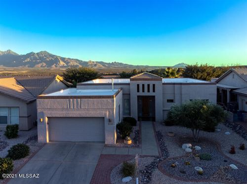 Photo of 4707 S Piccadilly Drive, Green Valley, AZ 85622 (MLS # 22126957)