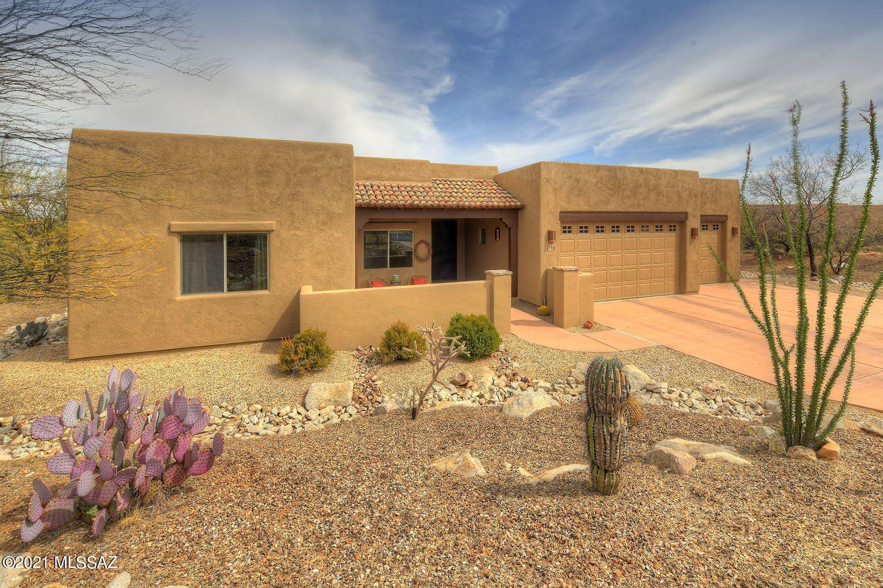 718 W Placita Quieta, Green Valley, AZ 85614 - MLS#: 22108959