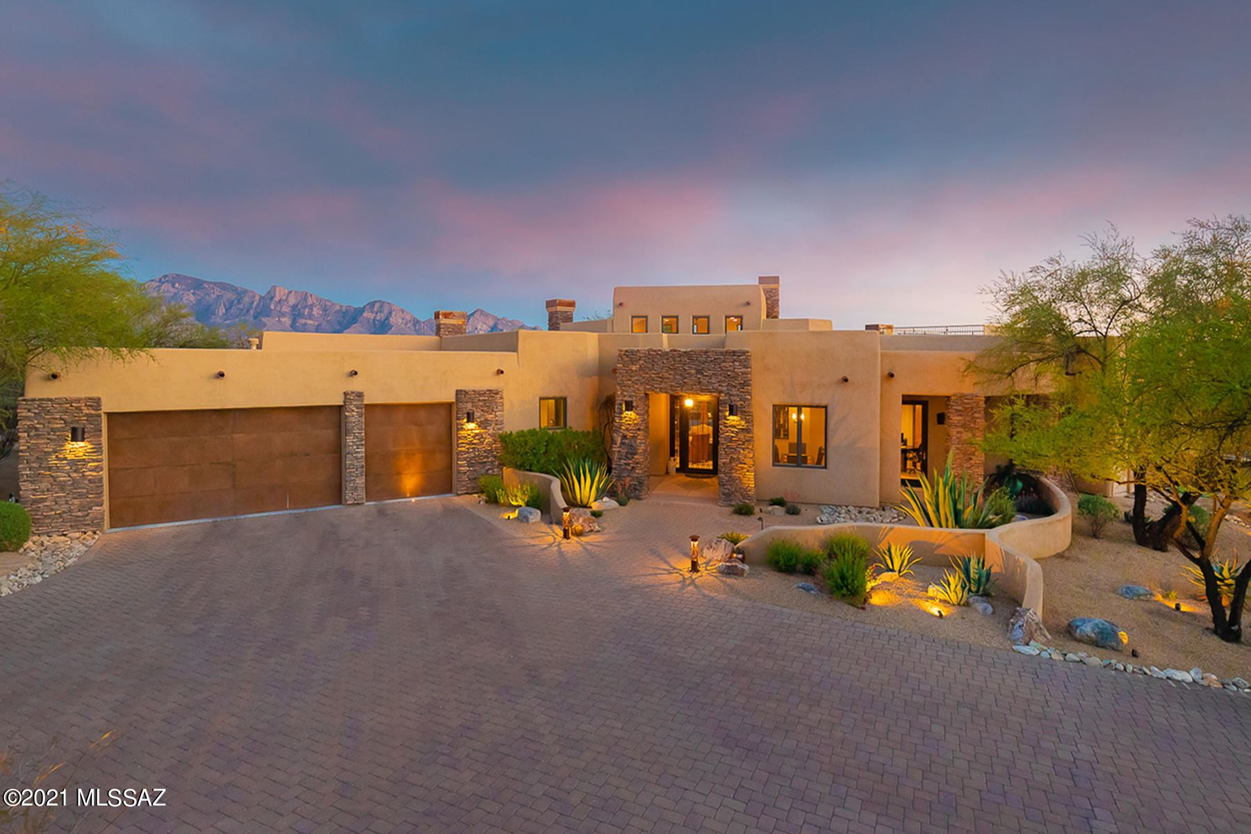 1215 W Weathered Stone Place, Oro Valley, AZ 85755 - MLS#: 22109959