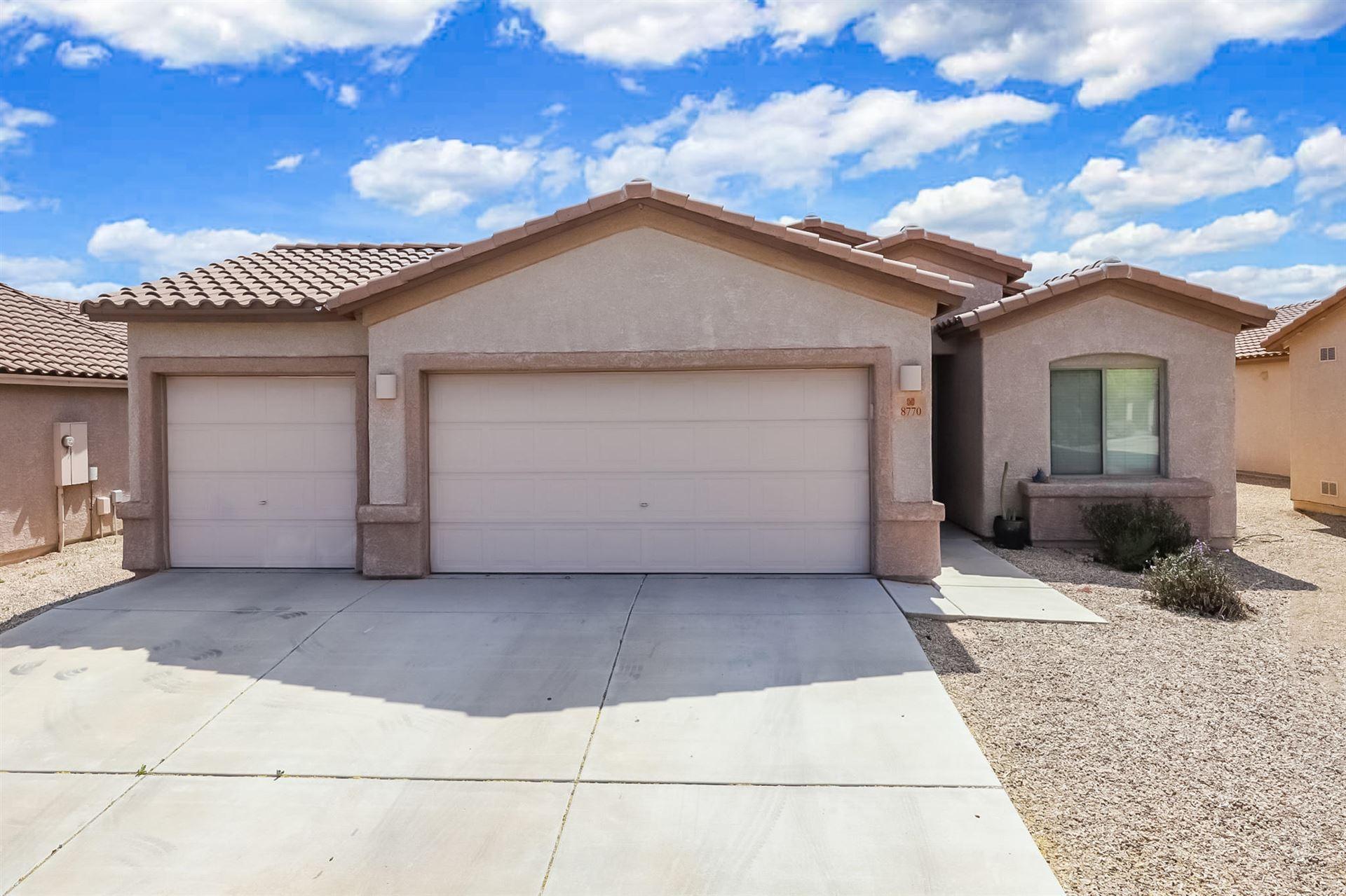 8770 N Finfrock Drive, Tucson, AZ 85743 - MLS#: 22109960