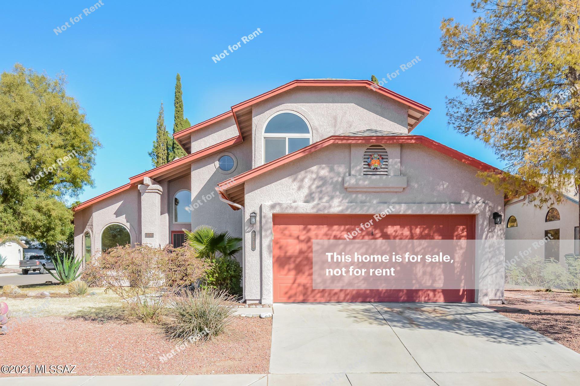 2710 W Camino Del Medrano, Tucson, AZ 85742 - MLS#: 22104961