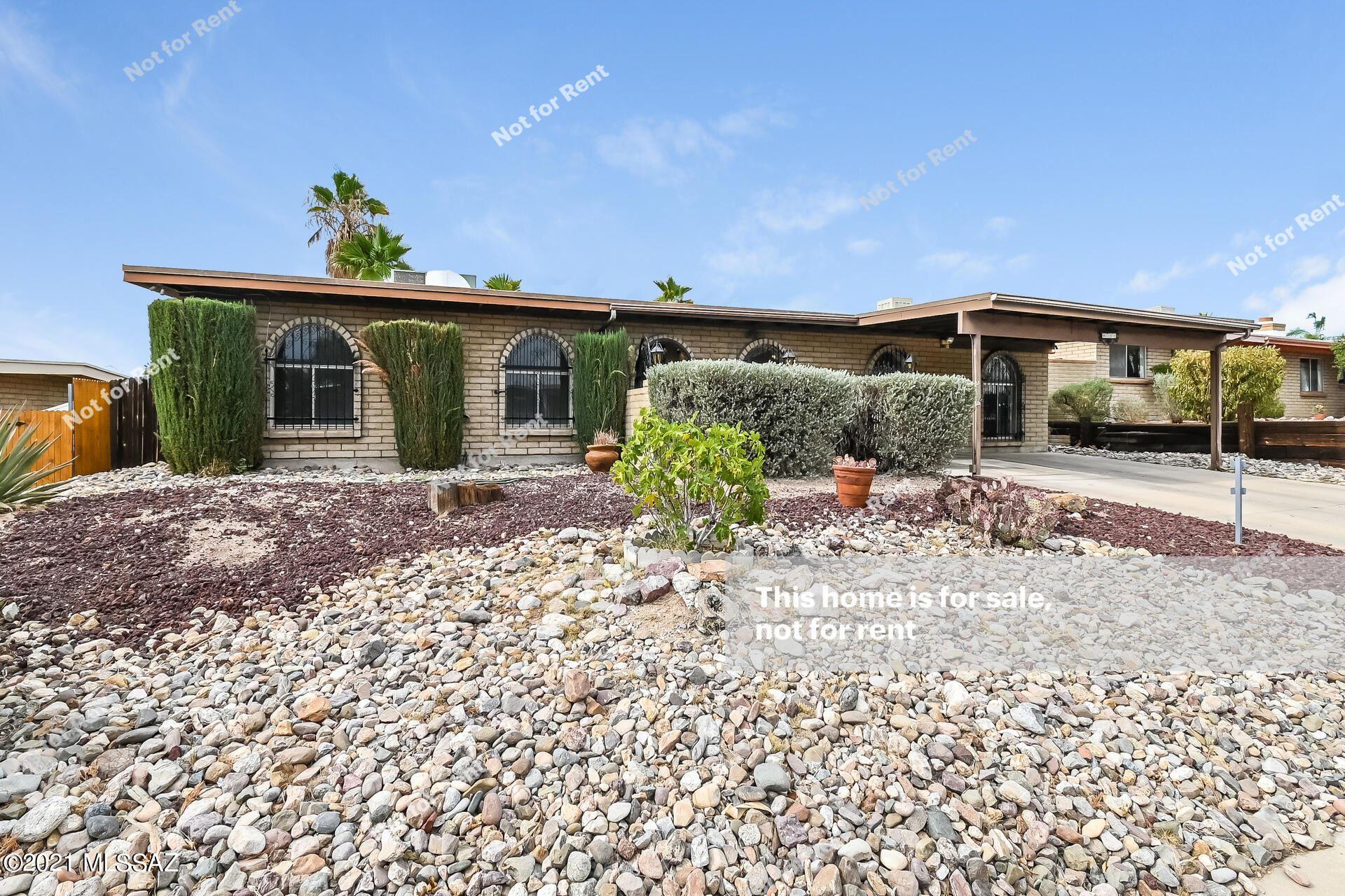 9711 E Watson Drive, Tucson, AZ 85730 - MLS#: 22116963