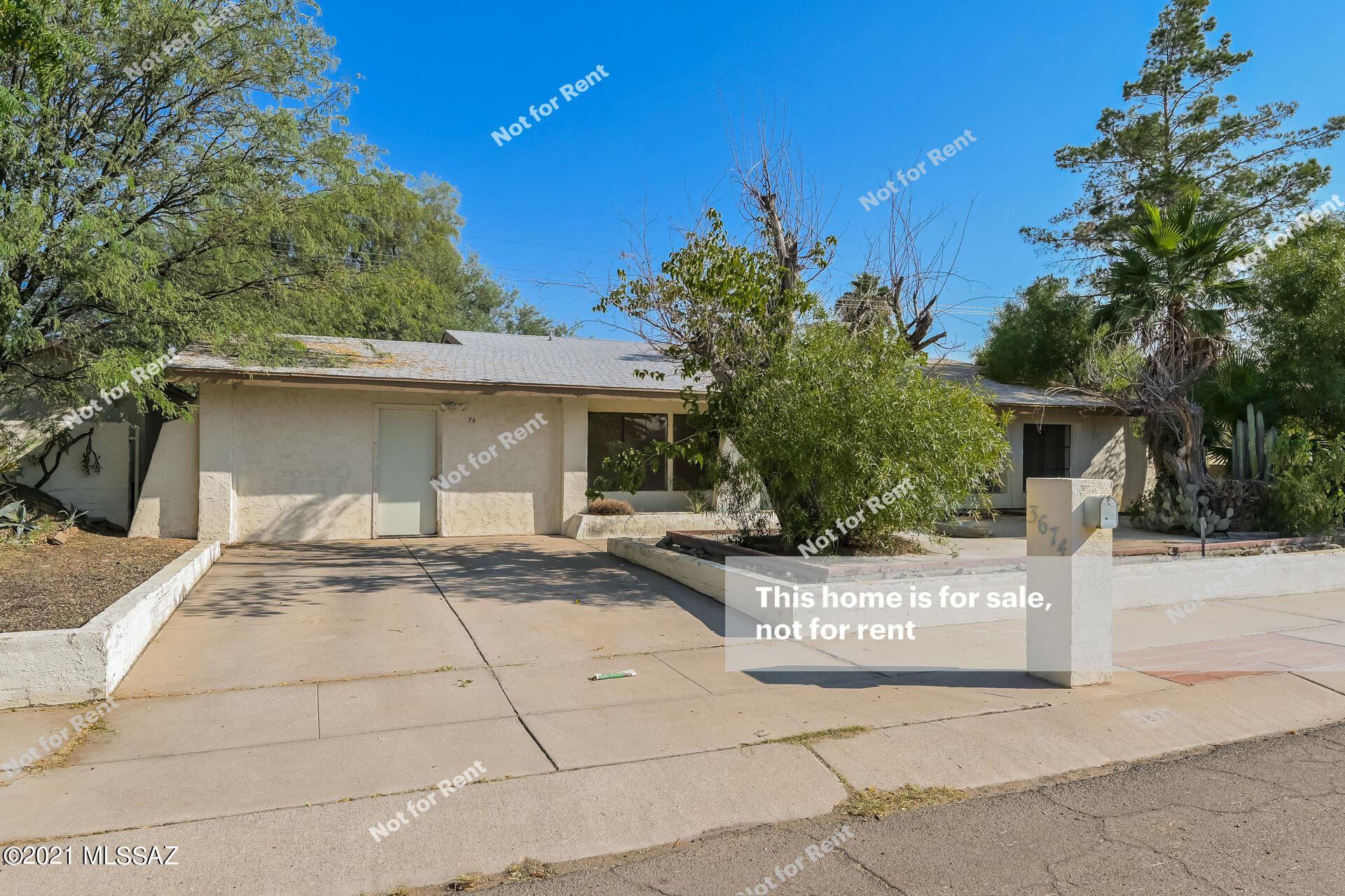 3674 W Gailey Drive, Tucson, AZ 85741 - MLS#: 22123963