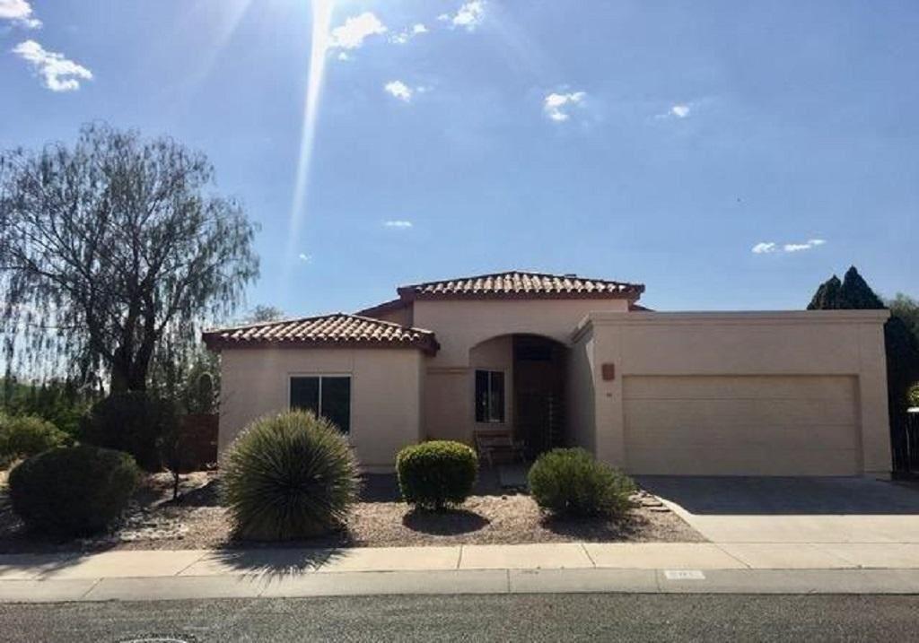 501 E Wagon Bluff Drive, Tucson, AZ 85704 - MLS#: 22109968