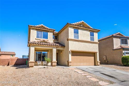 Photo of 8706 N Moonfire Drive, Tucson, AZ 85743 (MLS # 22122969)