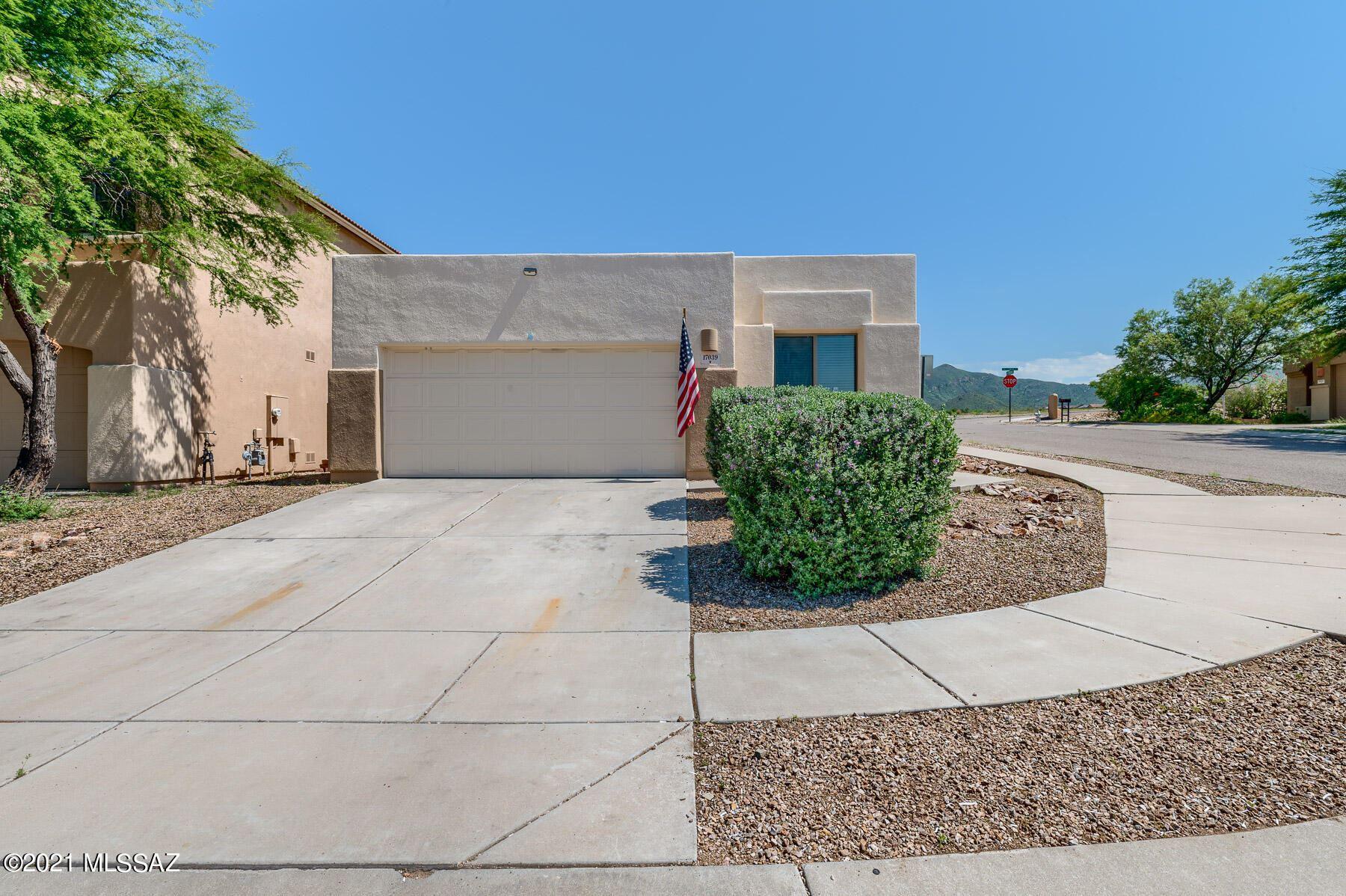 17039 S Painted Bluff Way, Vail, AZ 85641 - MLS#: 22121969