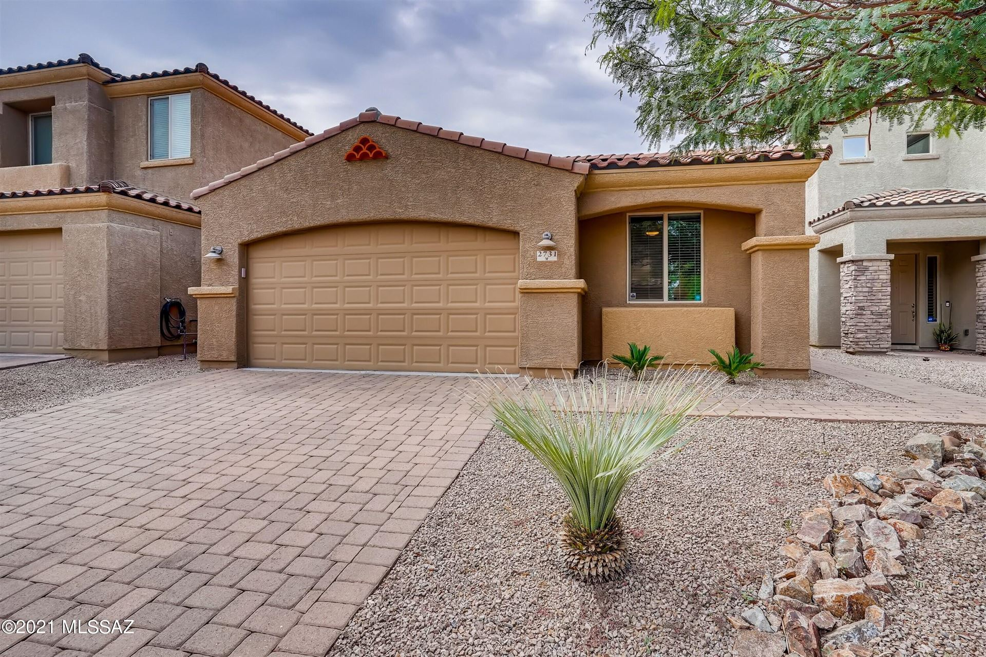 2731 W Checkerspot Drive, Tucson, AZ 85741 - #: 22123970