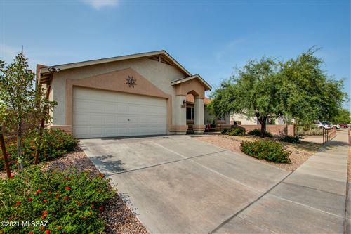 Photo of 8068 E Blindweed Drive, Tucson, AZ 85710 (MLS # 22118971)