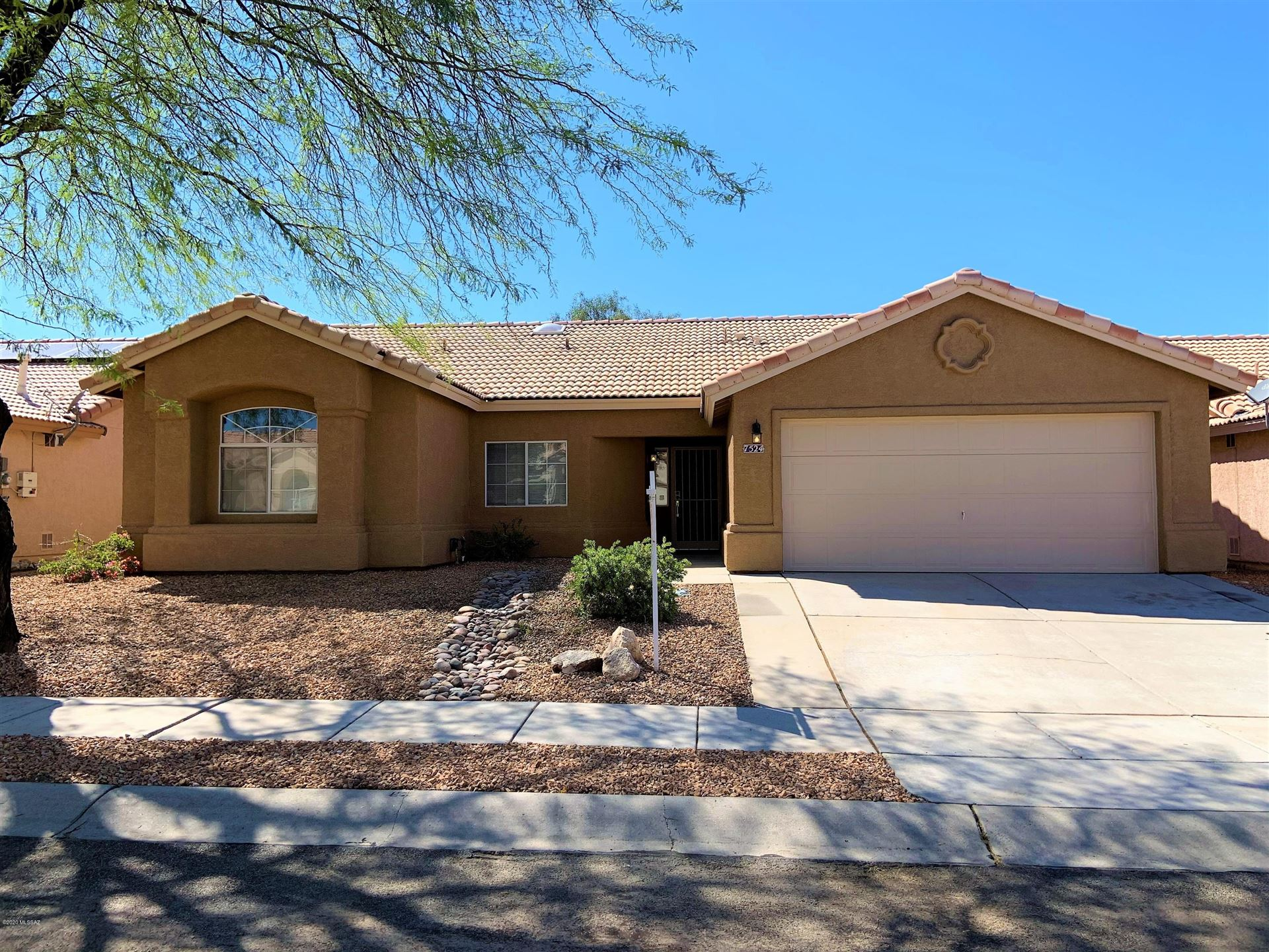 7524 W Summer Sky Drive, Marana, AZ 85743 - MLS#: 22009971