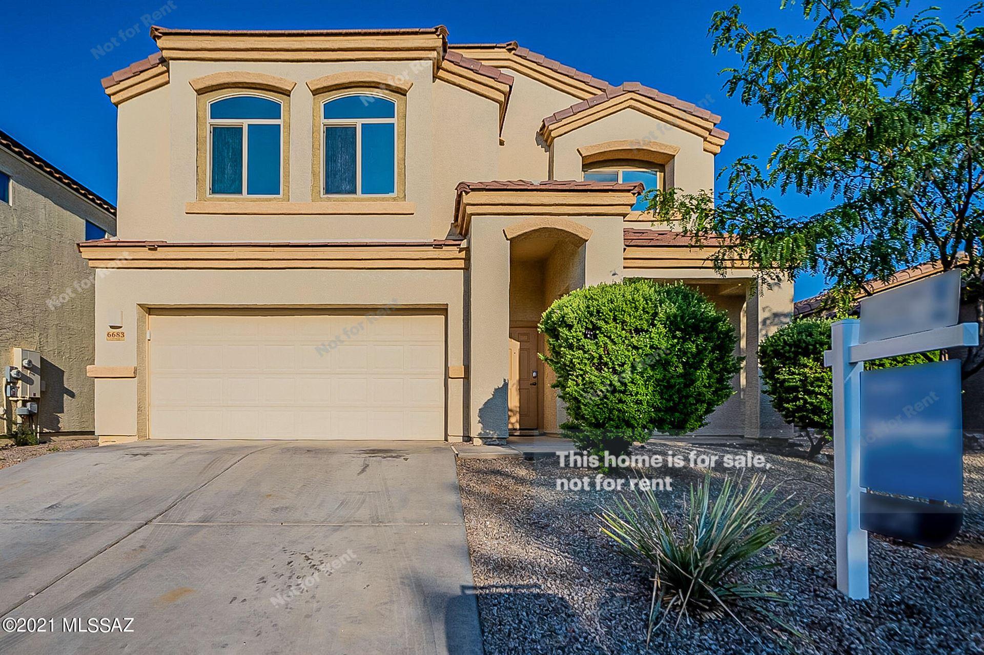 6683 S Blue Wing Drive, Tucson, AZ 85757 - MLS#: 22123971