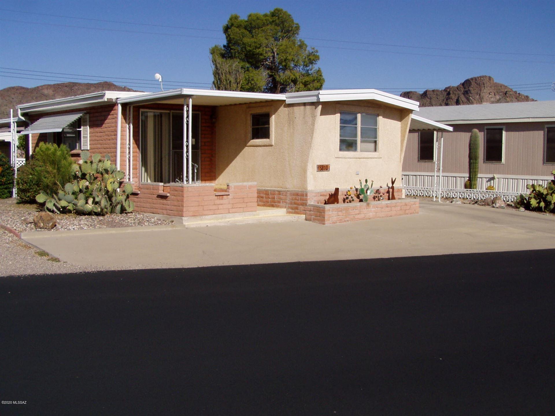 5810 W Rocking Cir Street, Tucson, AZ 85713 - #: 22027977