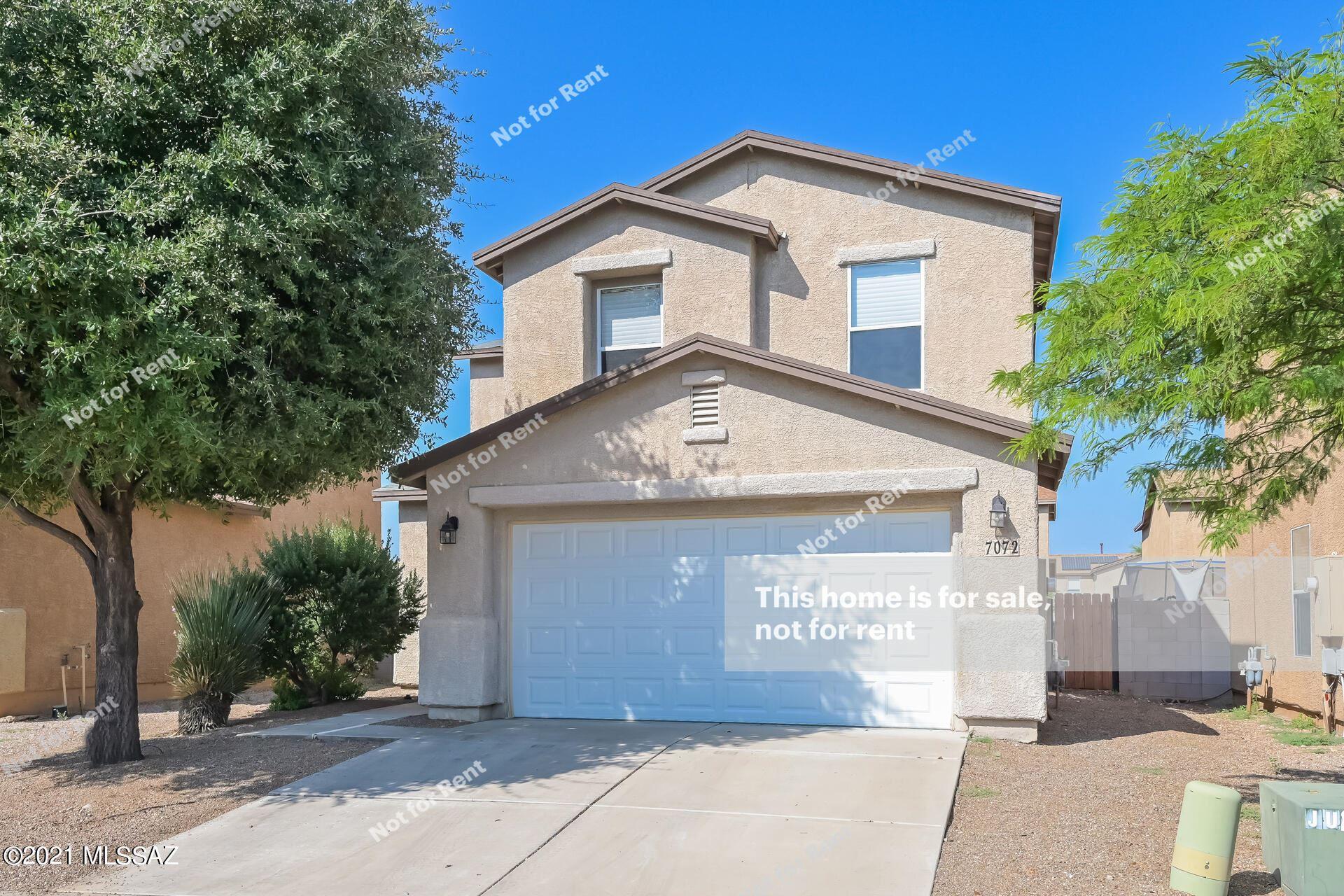 7072 S Dunnock Drive, Tucson, AZ 85756 - MLS#: 22123977