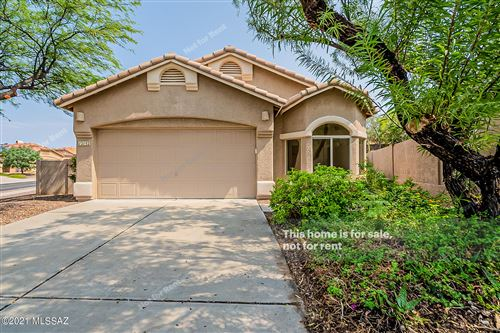 Photo of 12152 N Makayla Canyon Drive, Oro Valley, AZ 85755 (MLS # 22118978)