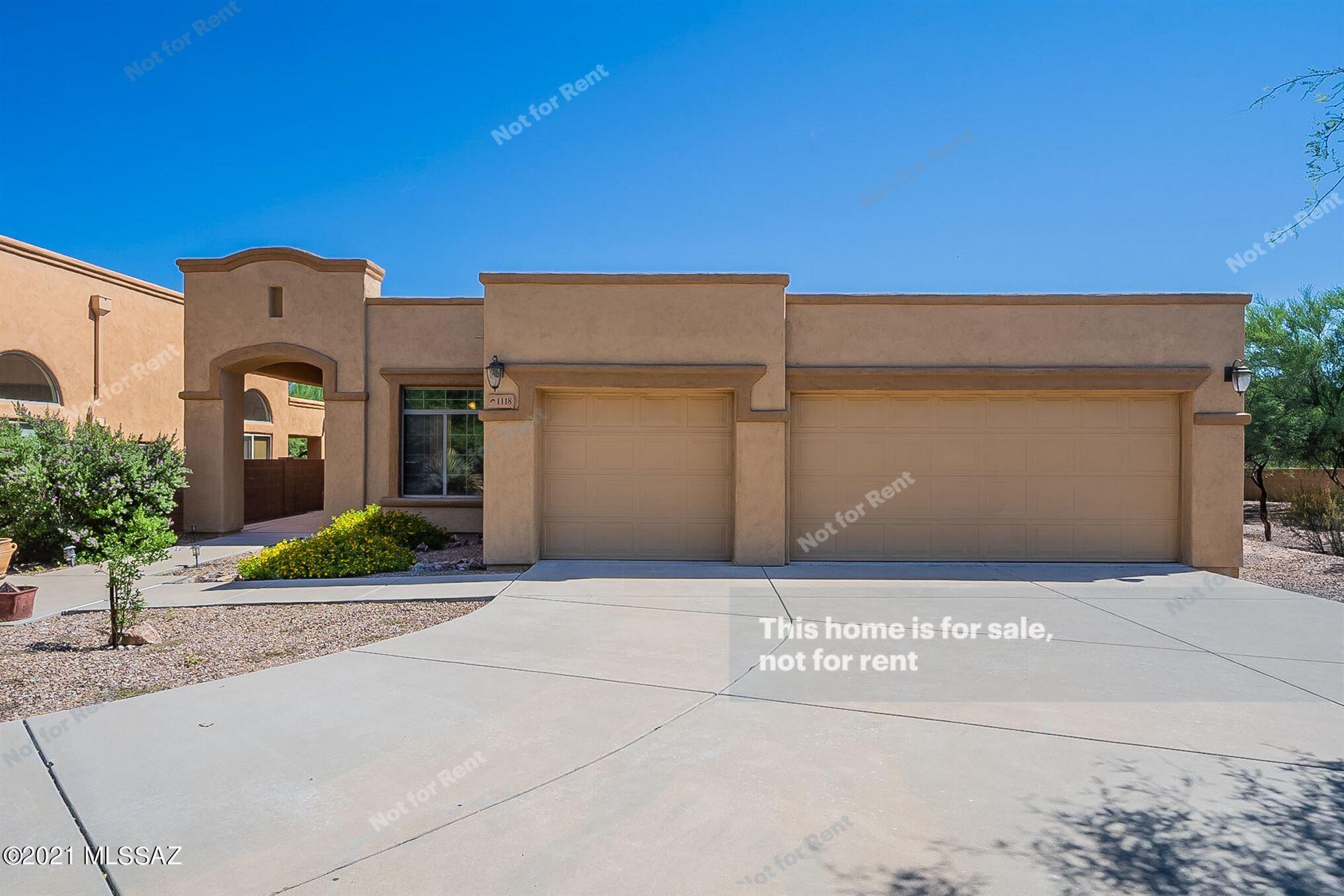 1118 N Copper Spur Court, Tucson, AZ 85715 - MLS#: 22121982