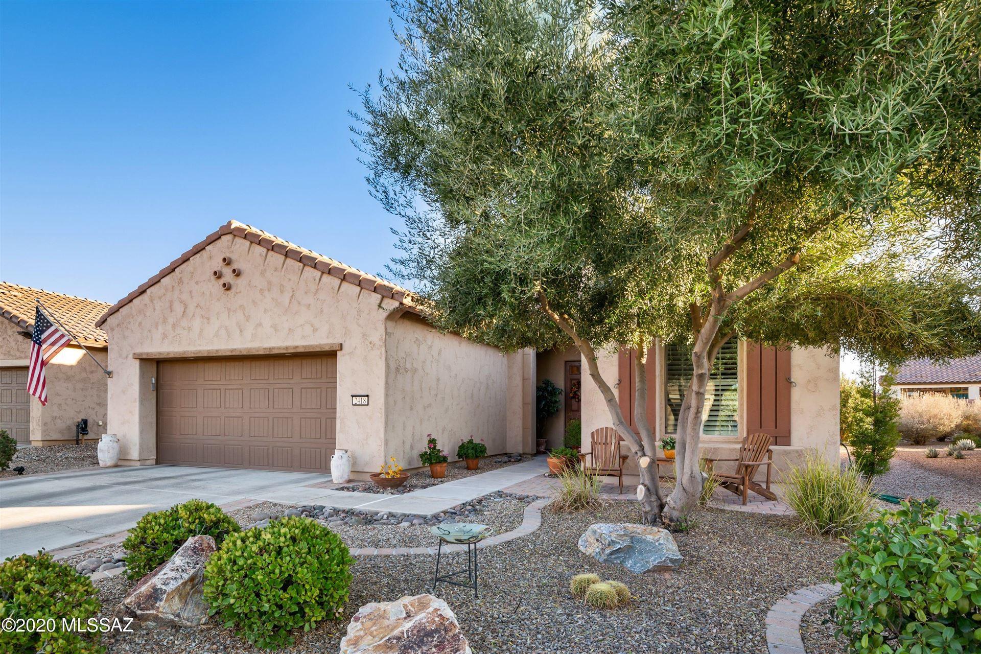 2418 E Sky Creek Drive, Green Valley, AZ 85614 - MLS#: 22030984