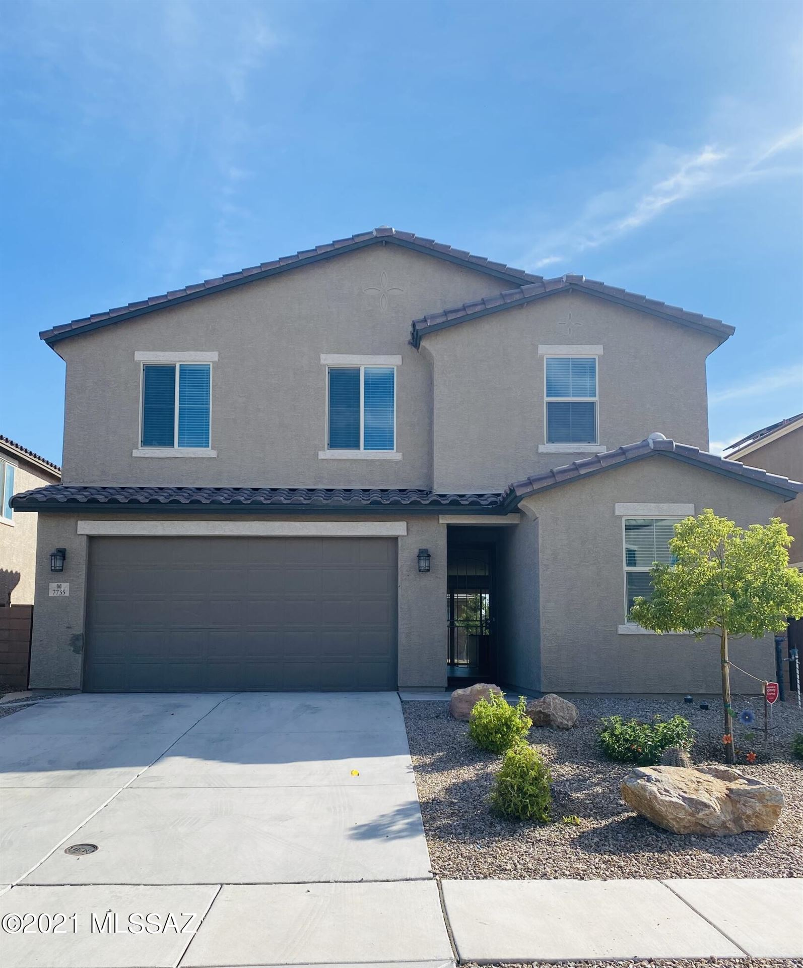 7735 W Valkyrie Way, Tucson, AZ 85757 - MLS#: 22125991