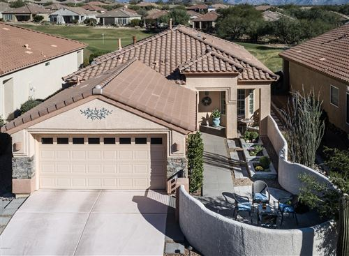 Photo of 5360 W Winding Desert Drive, Marana, AZ 85658 (MLS # 22028992)
