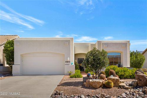 Photo of 37671 S Hill Side Drive, Saddlebrooke, AZ 85739 (MLS # 22125992)