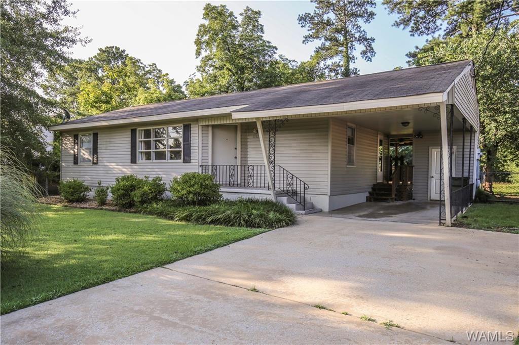 1913 14th Street, Tuscaloosa, AL 35404 - MLS#: 145027