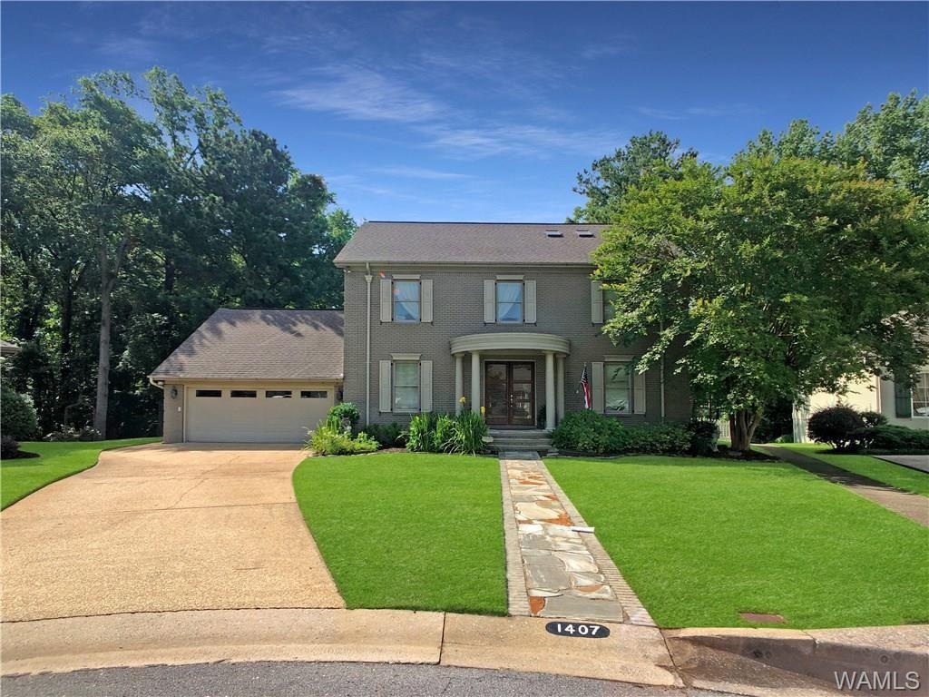 1407 River Ro Drive, Tuscaloosa, AL 35406 - MLS#: 139029
