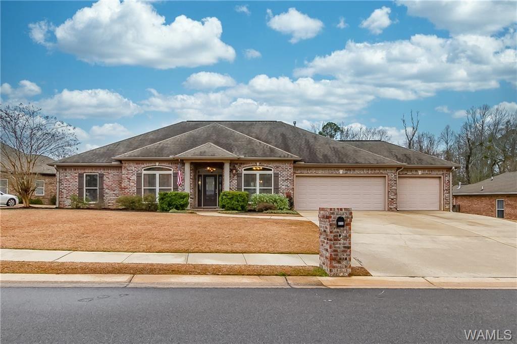 1545 Waterford Lane, Tuscaloosa, AL 35405 - MLS#: 142052