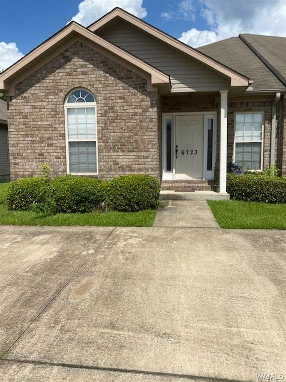 6723 Covington Villas Lane, Tuscaloosa, AL 35405 - MLS#: 145054