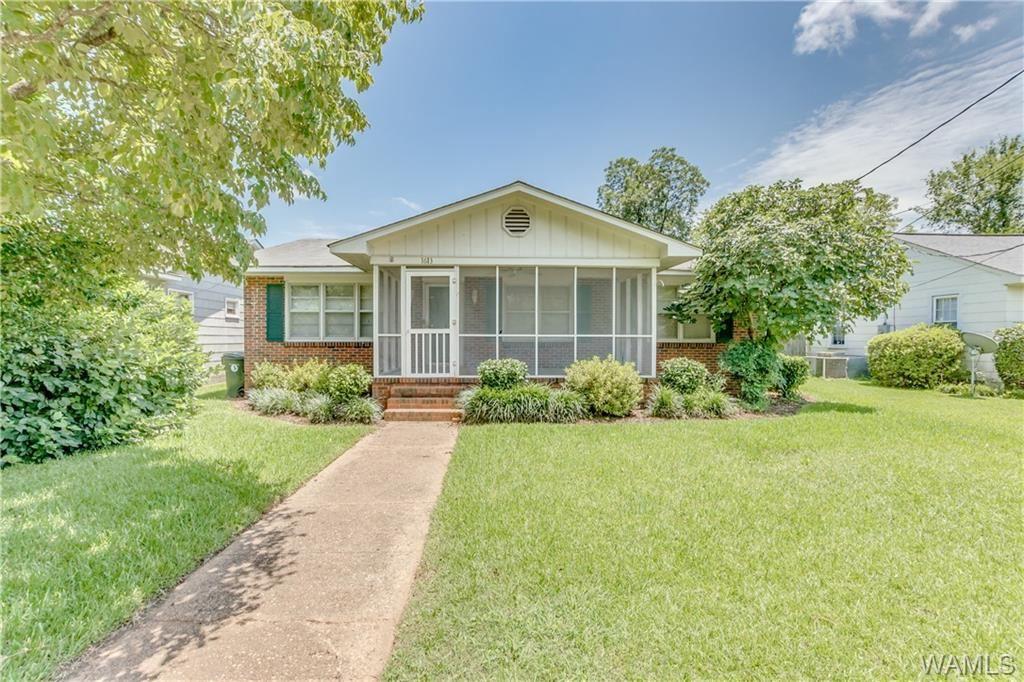 1613 2nd Avenue, Tuscaloosa, AL 35401 - MLS#: 145057