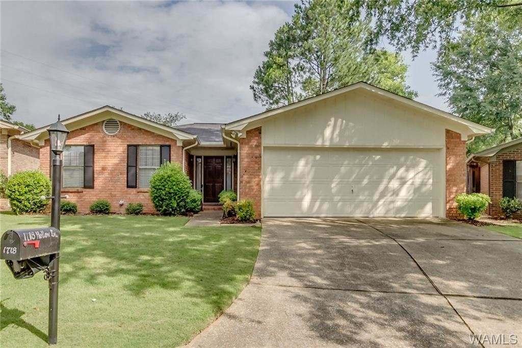 1718 Hollow Lane, Tuscaloosa, AL 35406 - #: 139157