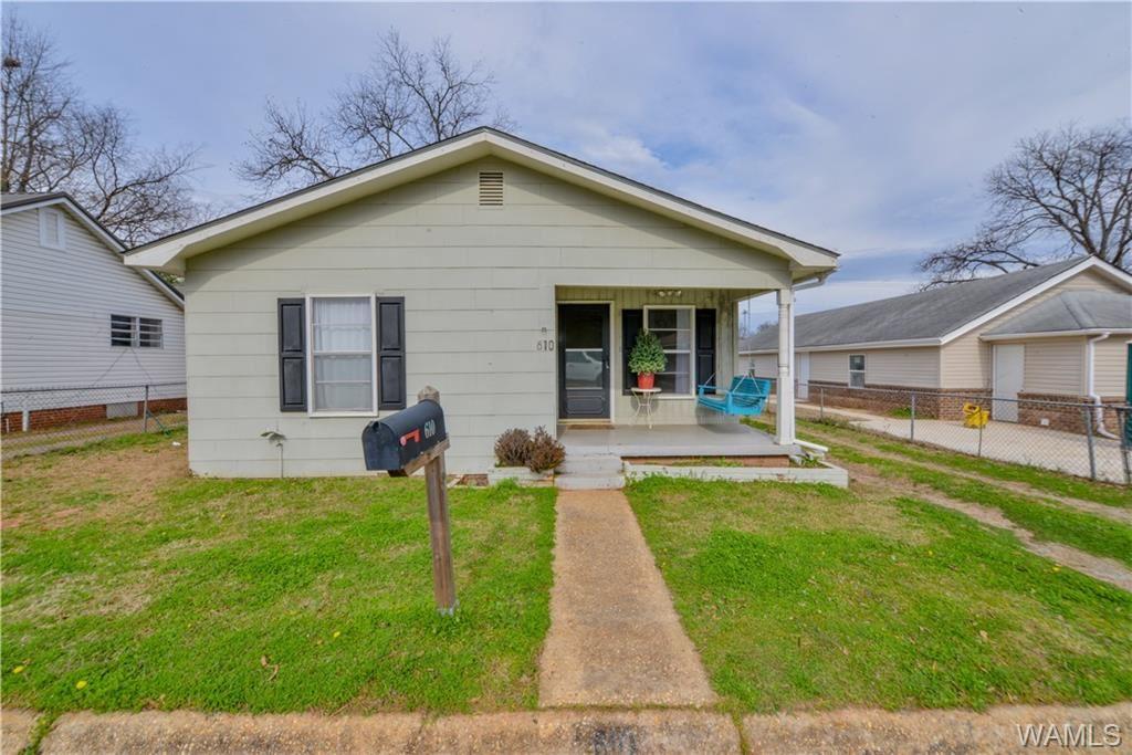 610 18th Street, Tuscaloosa, AL 35401 - MLS#: 142164