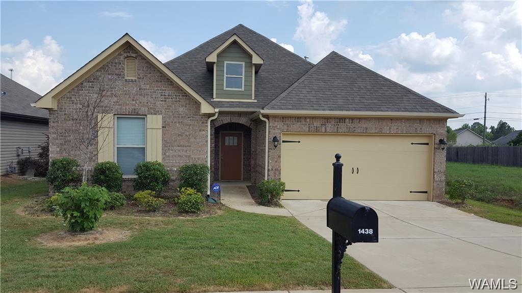 1438 Maxwell Circle, Tuscaloosa, AL 35405 - MLS#: 143195