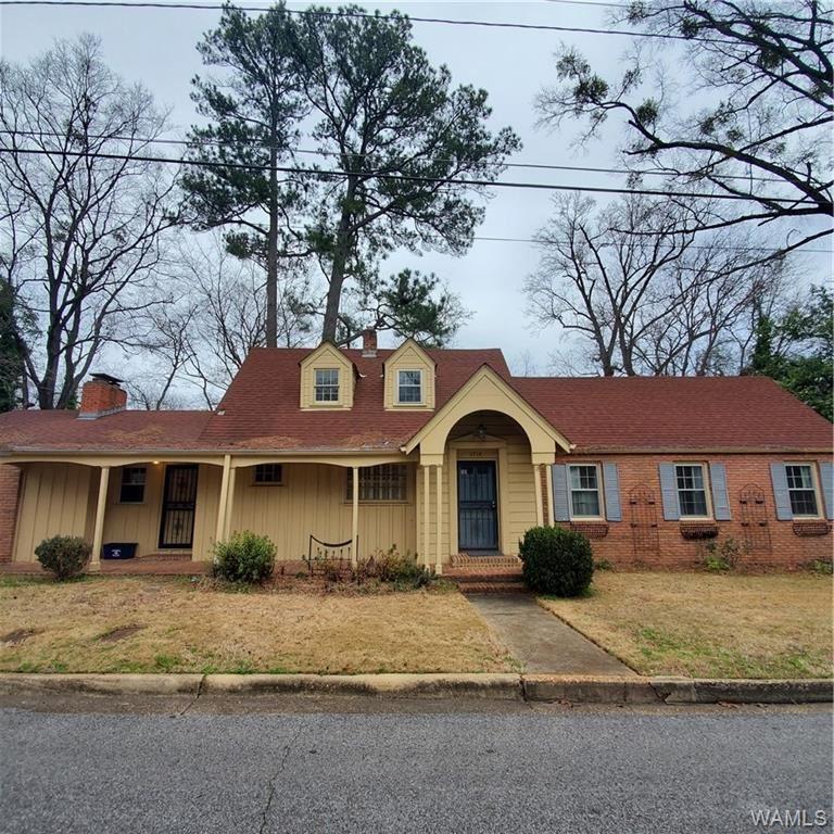 1718 3rd Street, Tuscaloosa, AL 35401 - MLS#: 142356