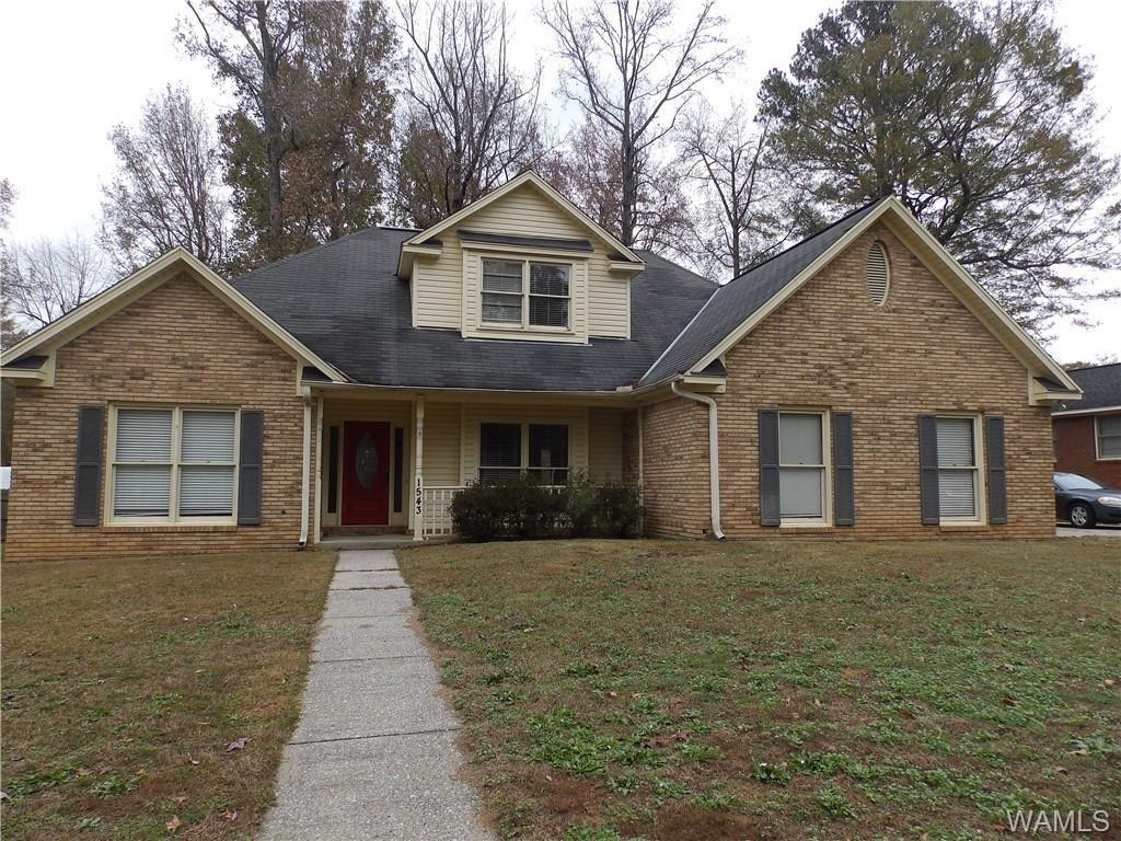 1543 Mallard Circle, Tuscaloosa, AL 35405 - MLS#: 141459