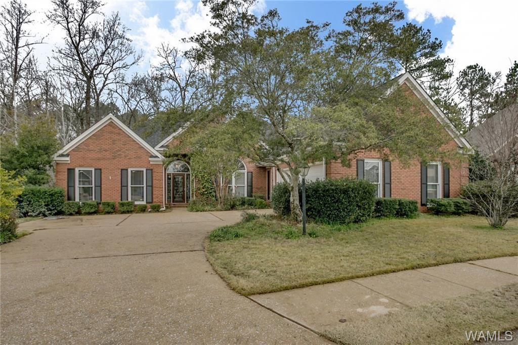 3957 Gaineswood Lane, Tuscaloosa, AL 35406 - #: 136572