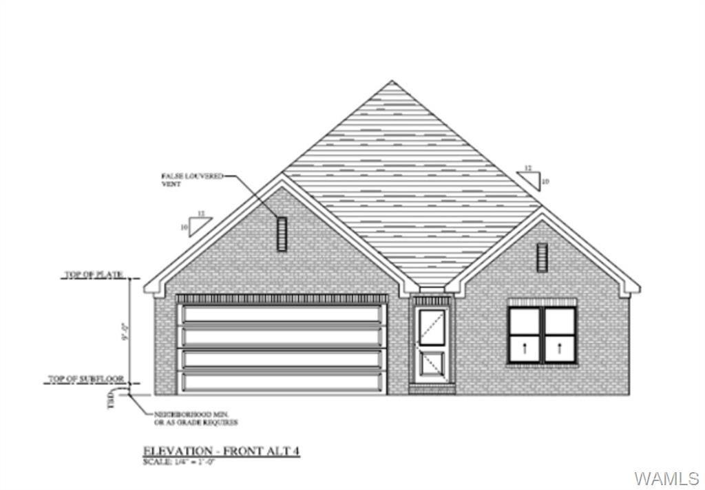 13577 Margaret Way, Tuscaloosa, AL 35475 - MLS#: 143595