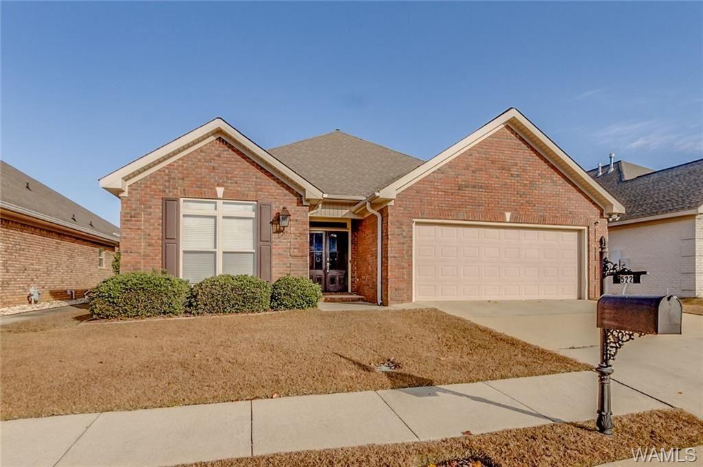 522 Camille Lane, Tuscaloosa, AL 35405 - MLS#: 141617