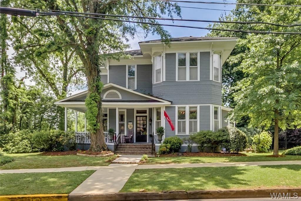 1905 8th Street, Tuscaloosa, AL 35401 - #: 132932
