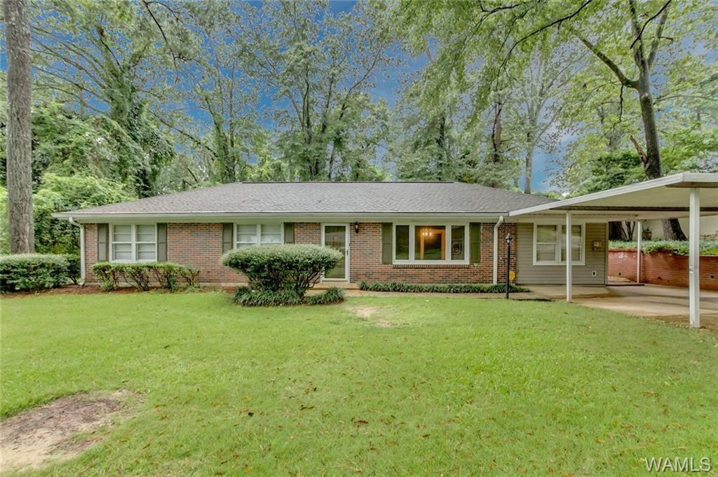 1524 Fairmont Drive, Tuscaloosa, AL 35404 - MLS#: 139993