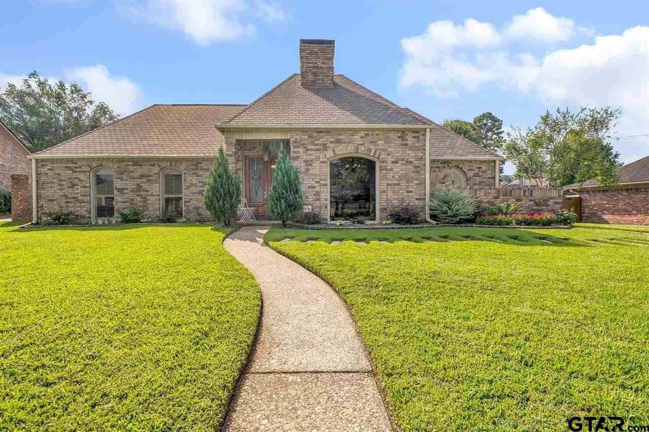 4810 Wendover Place, Tyler, TX 75703 - #: 10138198