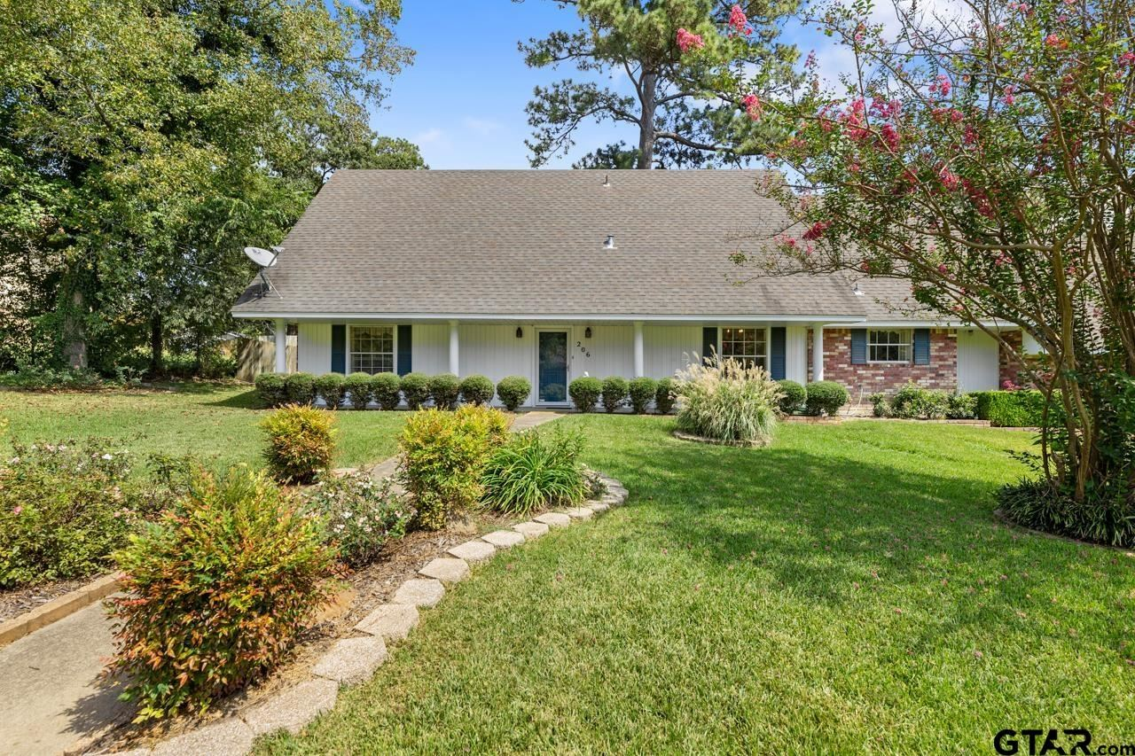 206 N Pope Dr, Overton, TX 75684 - #: 10140620